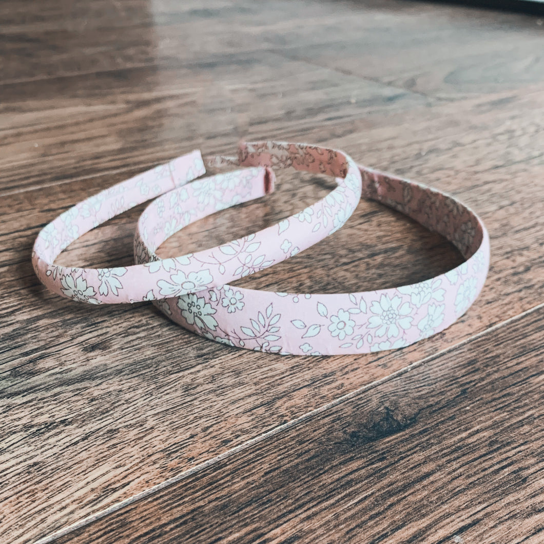 Liberty of London, Capel pink, Alice Band