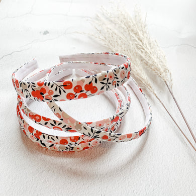 Wiltshire Berry Pink Style, Alice Band