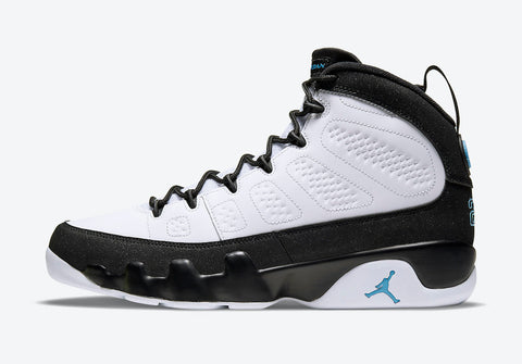 Jordan 9 Retro University Blue GS