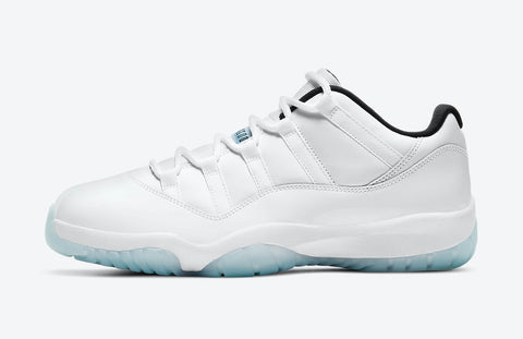 Jordan 11 Low Legend Blue