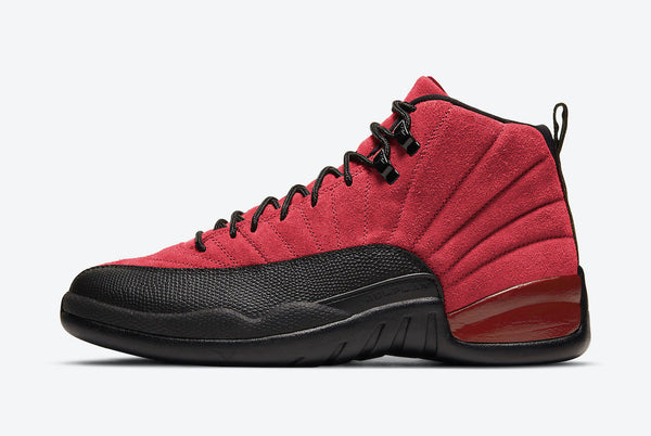 Jordan 12 Retro Reverse Flu Game