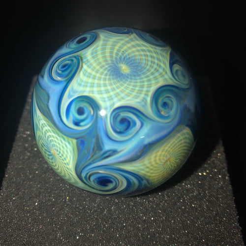 Jerry Kelley 2013 marble 50mm