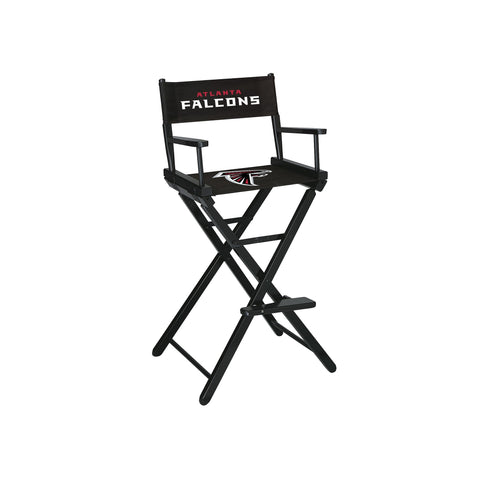 Atlanta Falcons Bar Height Directors Chair