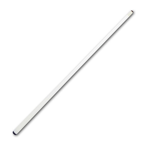 Image of Cuetec Platinum Diamond Laser 58 Inch Two Piece Cue - White