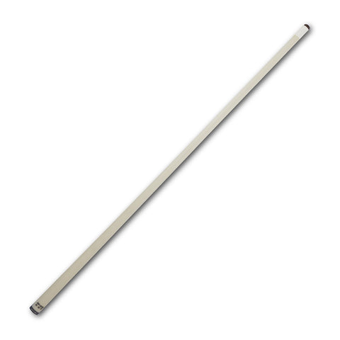 Image of Cuetec Starlight Series 58 Inch Two Piece Cue - White