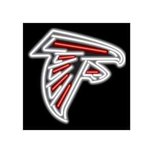 NFL Officially Licensed Neon Light - Atlanta Falcons