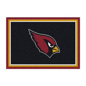 Imperial USA Arizona Cardinals 4 Foot by 6 Foot Spirit Rug