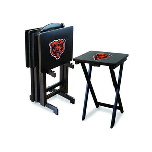 Imperial USA Chicago Bears TV Snack Tray Set