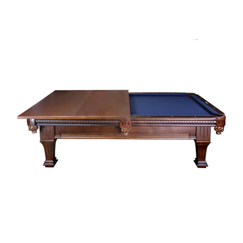 Imperial USA Imperial 7 Foot Conversion Dining Top - Antique Walnut Pool Table Cover
