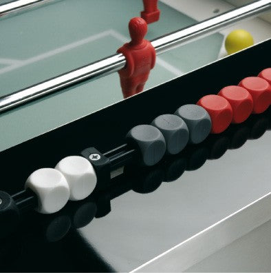 Garlando World Champion Coin-Op Foosball Table - Abacus Scorers