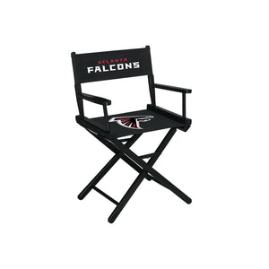 Atlanta Falcons Table Height Directors Chair