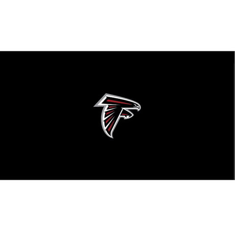 Atlanta Falcons 8 Foot Billiard Cloth
