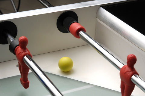 Image of Garlando World Champion Coin-Op Foosball Table - Corner and Men