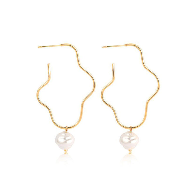 Propus Earrings | Svimel