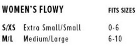 SpaceKittyCo Alternative Clothing Brand Crop Top Size Chart