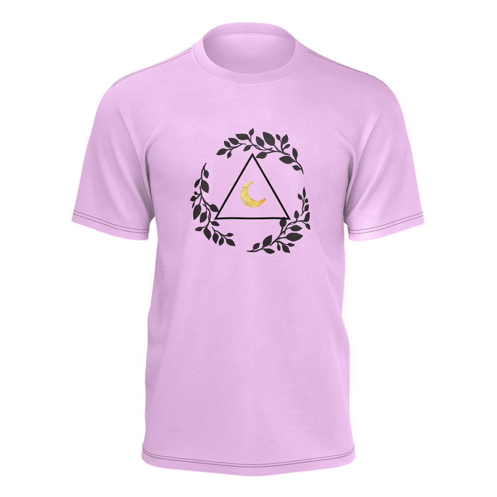 SPC Pink Ivy Wreath T Shirt