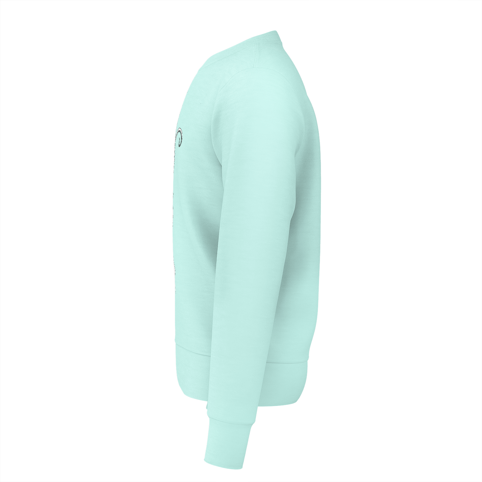 Sea Witches Hand Seafoam Jumper