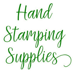 Hand Stamping Supplies