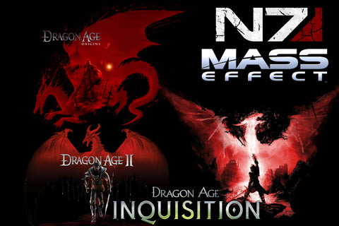 Dragon Age & Mass Effect Inspired Collection