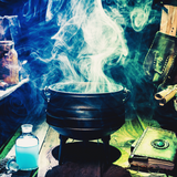 Cauldron (Blackberry, Black Plum, Sugar, Black Tea, Mahogany, Clove, Cardamom, Vanilla Bourbon, Allspice. Applewood, Tonka bean, Cedarwood, Oakmoss, Sandalwood, Leather, Amber, Patchouli, Dark Resin, Black Vines, Smoke)