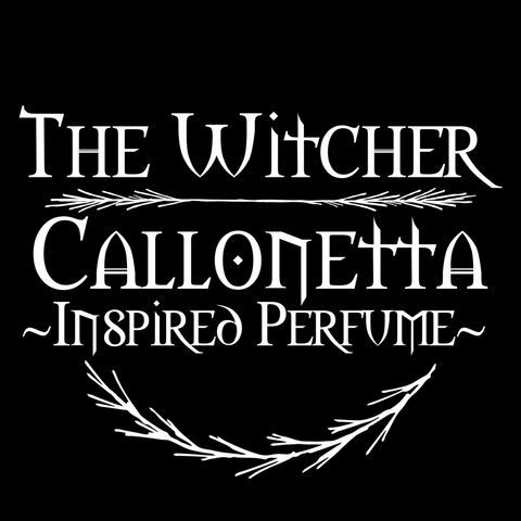 Callonetta / Priscilla (Honey, Orange blossom, Strawberry, Frankincense, Myrrh, Vetiver, Pomegranate)