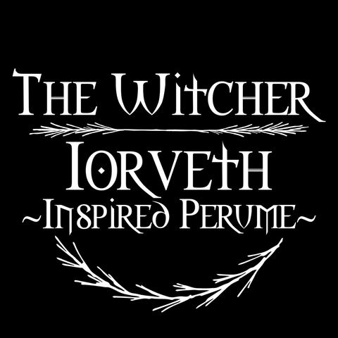 Iorveth inspired perfume (Vetiver, Cardamom, Dragons bood, Naga Champa, Frankincense, Myrrh, Clove, Leather, Chocolate)