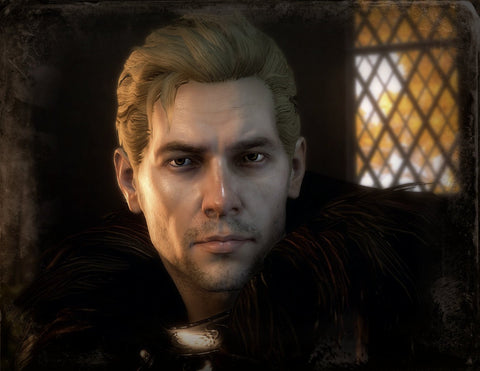 Commander / Dragon Age Cullen (Sage, Basil, Leather, Mahogany, Teak, Lavender, Coconut Milk, Mint)