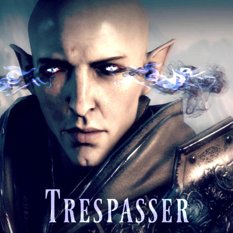 Trespasser / Dragon Age Solas (Smoky vanilla, Amber, Tonka bean, Dark chocolate, Jasmine, Leather)