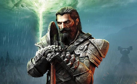 The Lone Warden / Dragon Age Blackwall (Basil, Sage, Elder flower, Cedar, Sandalwood, White Sage)