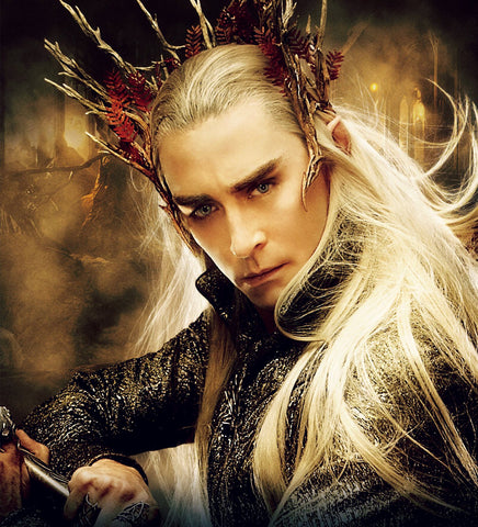 Elvenking /LOTR Thranduil (Autumn leaves, Red currants, Juniper berries, Sandalwood, Aspen, Vetiver)