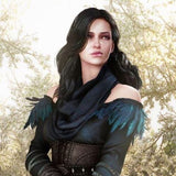 Yennefer of Vengerberg inspired perfume (Bold or Soft, Lilac & Gooseberries)