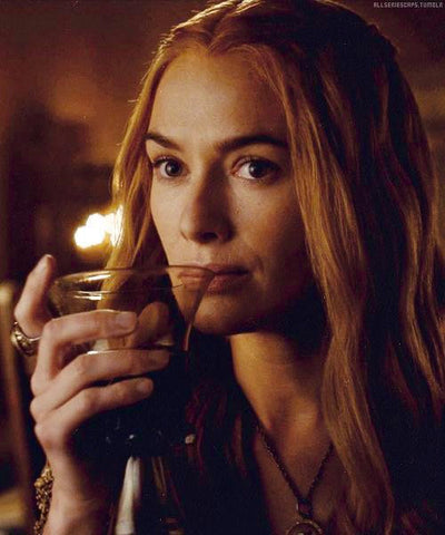 Cersei/Game of Thrones (Amber, Honey, Dornish wine, Poison)