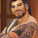Hanzo / Overwatch inspired perfume (Birchwood, Oud, Asian Plum, Black Amber, Incense, Lavender, Dragonfruit)