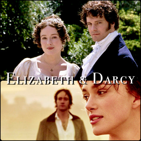 Elizabeth & Darcy (English Rose, White tea/Grey vetiver, Cardamom)