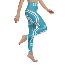 Load image into Gallery viewer, ASA Badge - Yoga Leggings