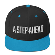 Load image into Gallery viewer, A Step Ahead - Snapback Hat