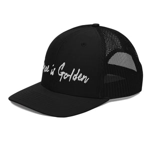 Silence is Golden - Trucker Cap