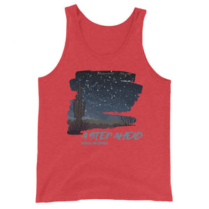 Would You Rather, Desert Scape - Unisex Tank Top