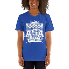 Load image into Gallery viewer, ASA Crest - Short-Sleeve Unisex T-Shirt