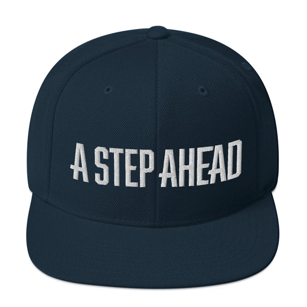 A Step Ahead - Snapback Hat