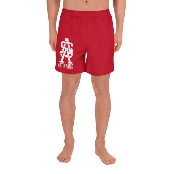 A Step Ahead - Men's Athletic Long Shorts