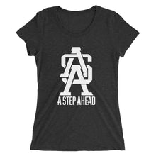 Load image into Gallery viewer, A Step Ahead Monogram - Women's Short Sleeve T-Shirt