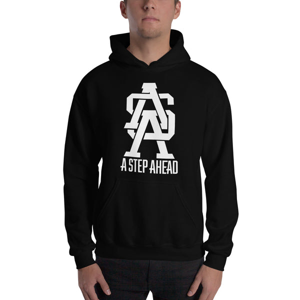 A Step Ahead Monogram - Hooded Sweatshirt