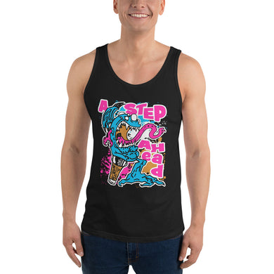 Pirate Monster - Unisex Tank Top