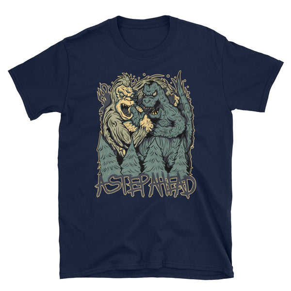 Kong vs. Godzilla - Short-Sleeve Unisex T-Shirt