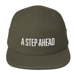 A Step Ahead - Five Panel Cap