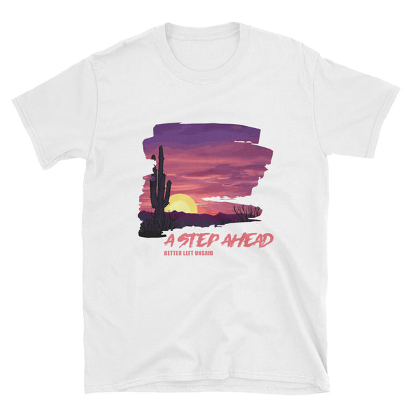 Better Left Unsaid - Desert Scape - Short-Sleeve Unisex T-Shirt