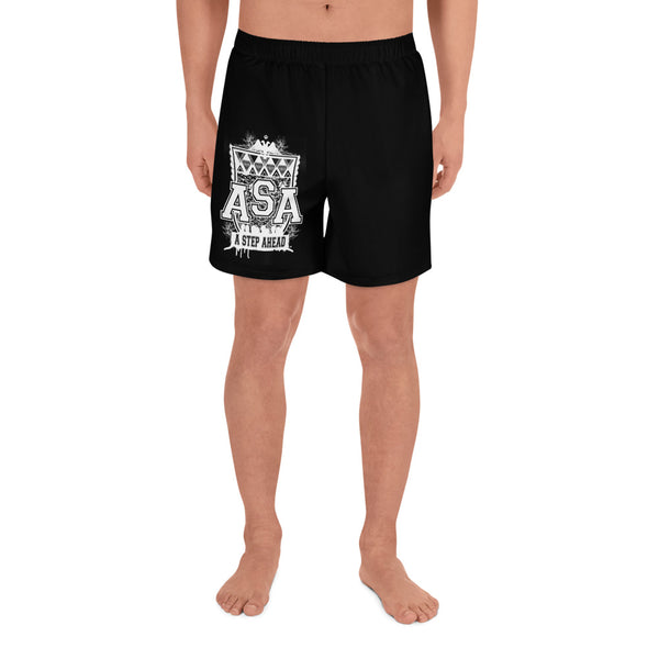 ASA Crest - Men's Athletic Long Shorts