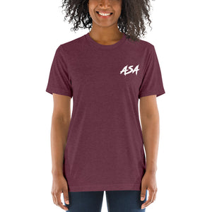 Established 2008 - Short Sleeve Tri-Blend Unisex T-Shirt