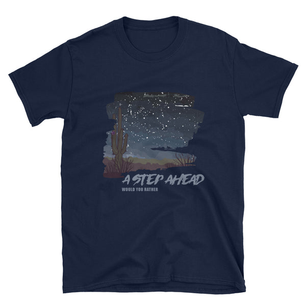 Would You Rather - Desert Scape - Short-Sleeve Unisex T-Shirt